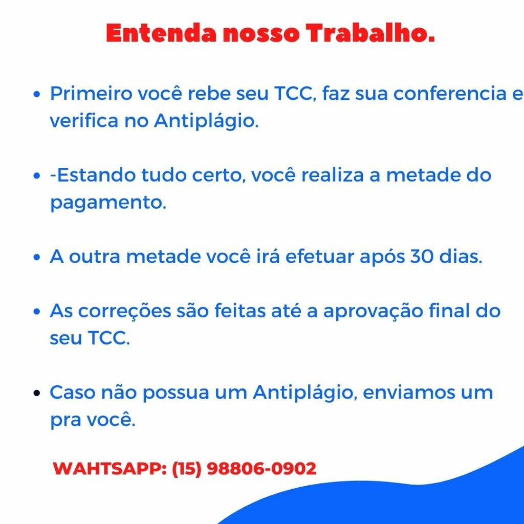 Comprar TCC em São Bernardo do Campo - Pagamento após a entrega